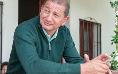 """Calabró: """"En La Caldera hay concentración de poder pero sin resolver el problema de la gente"""""""