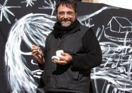 Concurso de murales y actividad estatal en Salta