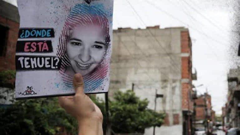 """Dos meses sin Tehuel: """"la desaparición de Tehuel refleja la necesidad de una ley de cupo laboral trans"""""""