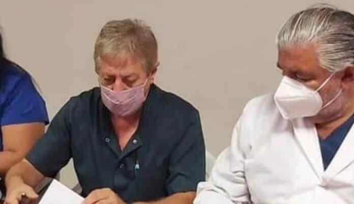 El gerente del hospital de Tartagal defendió a la médica y espera que la justicia sea justicia y no política