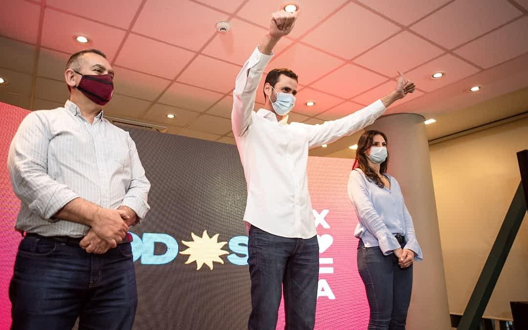 El Frente de Todos, la fuerza más votada en Salta