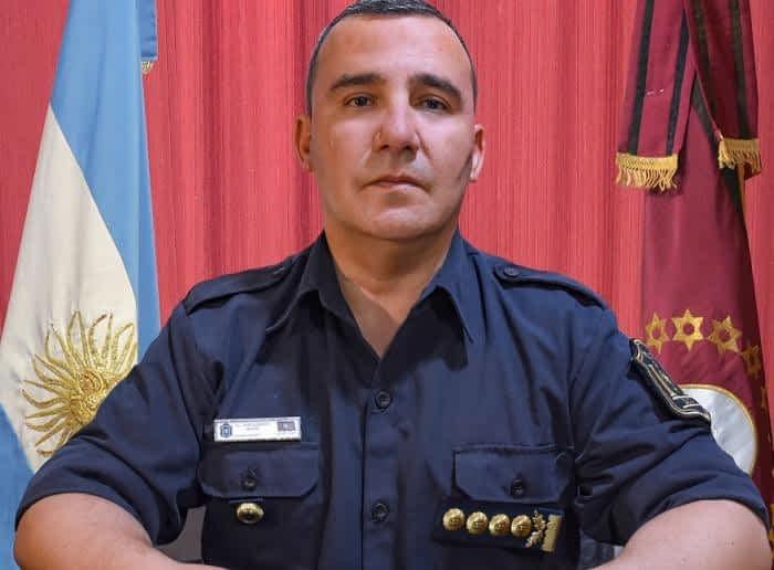"""Ibarra: """"la policía es la institución civil armada, somos el brazo armado de los civiles"""""""
