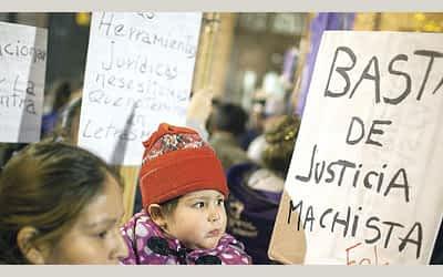 La Justicia Salteña: corporativista, machista y patriarcal