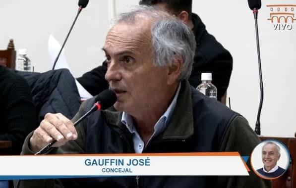 Gauffín quiere que el aeropuerto no pierda competitividad por su falta de inversión