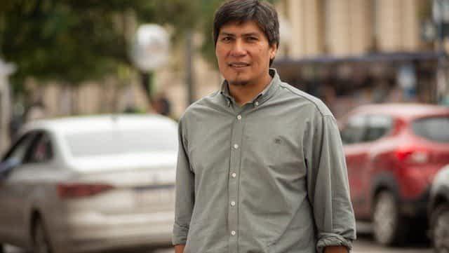 """""""Por primera vez un obrero de la izquierda, marrón y coya es candidato a diputado nacional en Jujuy"""""""