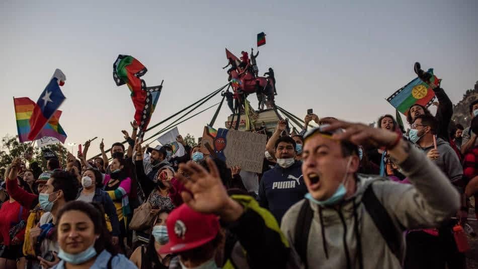 """En Chile gana la izquierda: """"Los independientes son los grandes ganadores"""""""