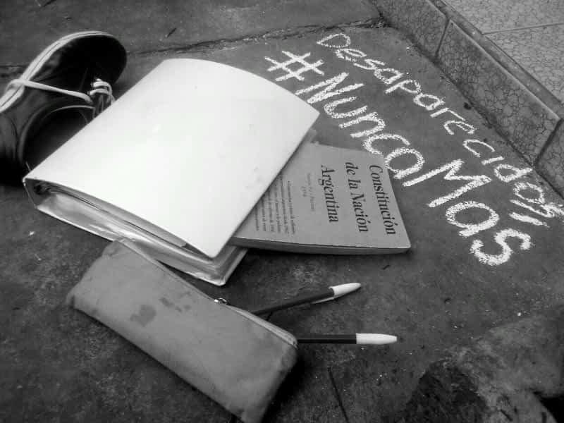 #24M: El terrorismo de Estado es una cicatriz en la memoria argentina