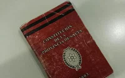 Esta semana se inaugura la reforma de la Constitución Provincial