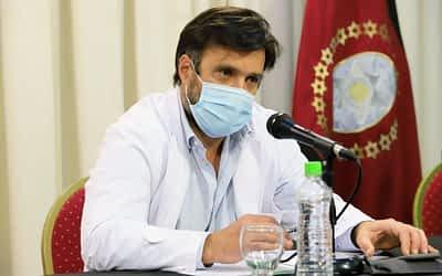 """Aguilar asegura que dejó el COE porque """"muchos funcionarios están en modo campaña"""""""
