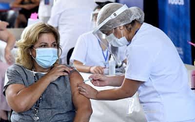 """Walter Cruz: """"Iruya tiene casi el 80% de su población vacunada"""""""