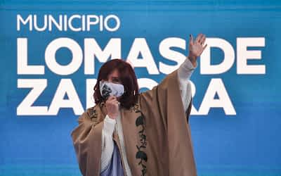 "Cristina Fernández de Kirchner: ""Confío que el Presidente va a relanzar su gobierno"""